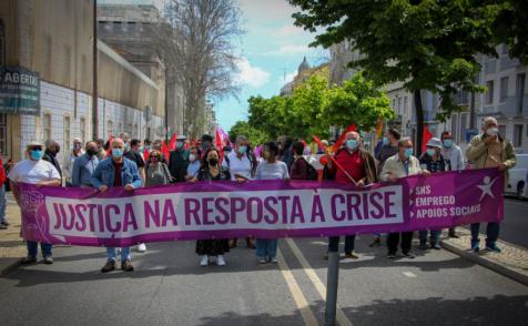 1º de Maio de 2021. Fotografia de Rafael Medeiros