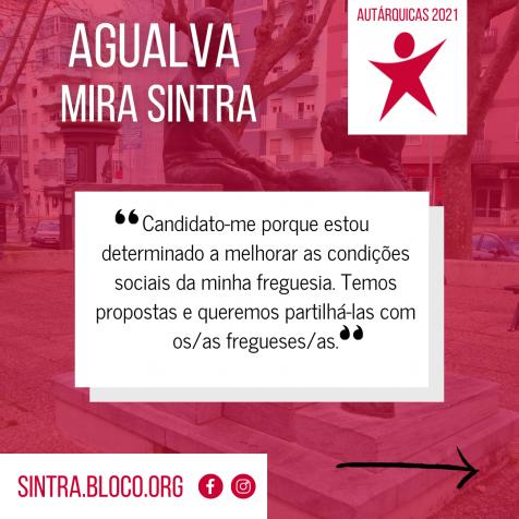 Agualva Mira Sintra: propostas eleitorais