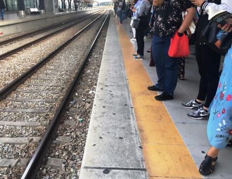 Atrasos na Linha de Sintra
