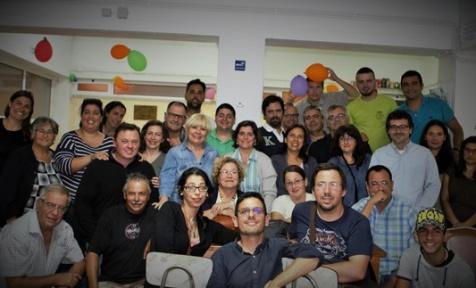 Candidatura Sintra em Comum esteve na Associação de Surdos do Concelho de Sintra