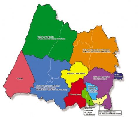 mapa do concelho de sintra Tomada de posse dos órgãos autárquicos de Sintra   Bloco Sintra mapa do concelho de sintra