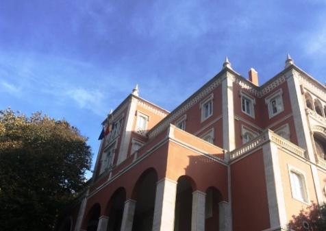 Palácio Valenças, sede da Assembleia Municipal de Sintra