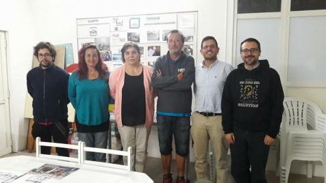 Candidatura Sintra em Comum reuniu com Associação de Moradores da Tapada das Mercês