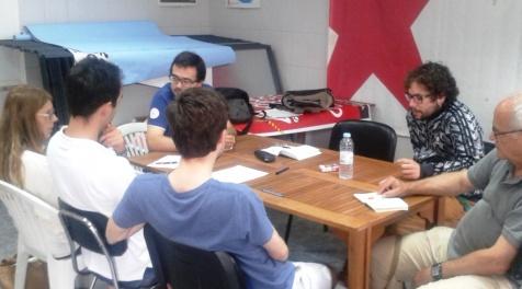 Sessão de trabalho da iniciativa Pensar Algueirão Mem Martins em Comum